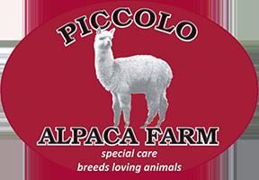 Piccolo Alpaca Farm Logo